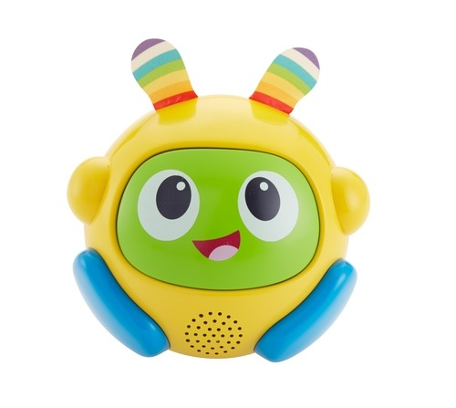 Музыкальные игрушки Fisher Price Музыкальная игрушка игрушка Fisher Price «Бибо/Бибель: Веселые ритмы» в асс. игрушка