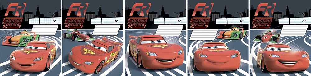 Тетради, дневники Cars Disney Cars disney pixar cars cars 3 dwb90 lighting mcqueen piston cup race track parking toys birthday christmas gifts for kids cars toys