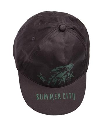 Кепка BARQUITO Сёрфинг для мальчика серый головные уборы barquito кепка для девочки спорт barquito синяя