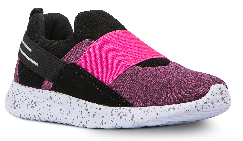 Ботинки и полуботинки Barkito Полуботинки типа кроссовых для девочки Barkito, фуксия полуботинки типа кроссовых для девочки barkito светло розовый