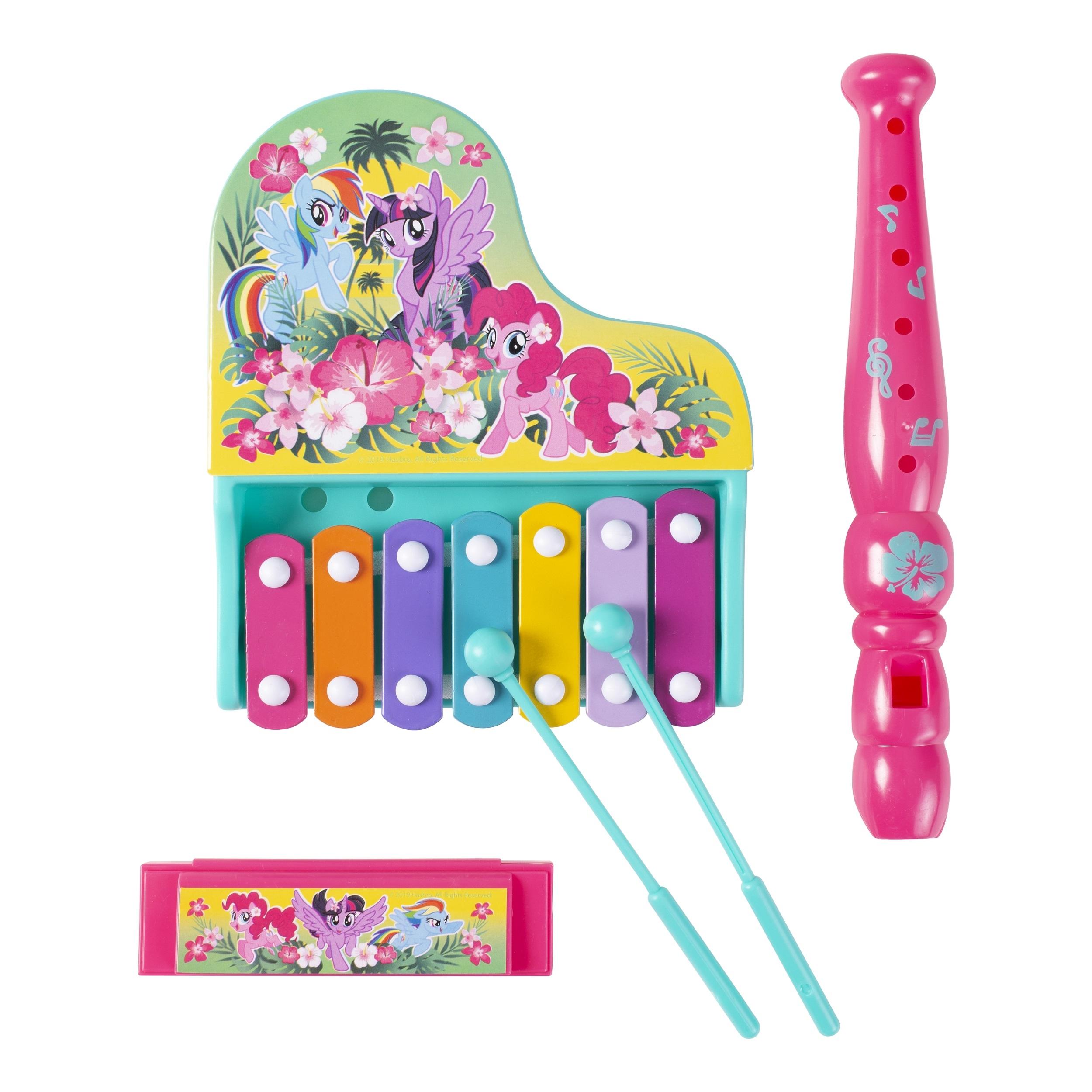 Фото - Набор музыкальных инструментов My Little Pony для детей лопатка кондитерская ваниль цвет бежевый 21 х 2 х 1 см