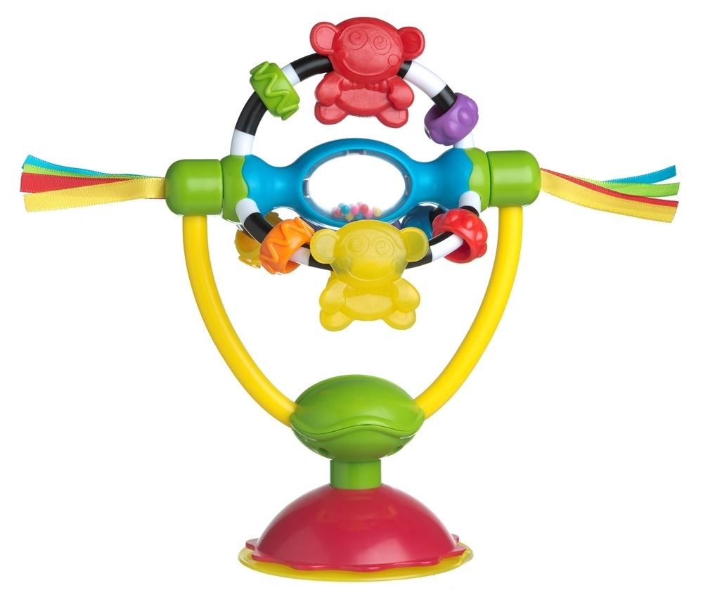 Фото - Погремушки Playgro 0182212 подвесные игрушки playgro верблюд