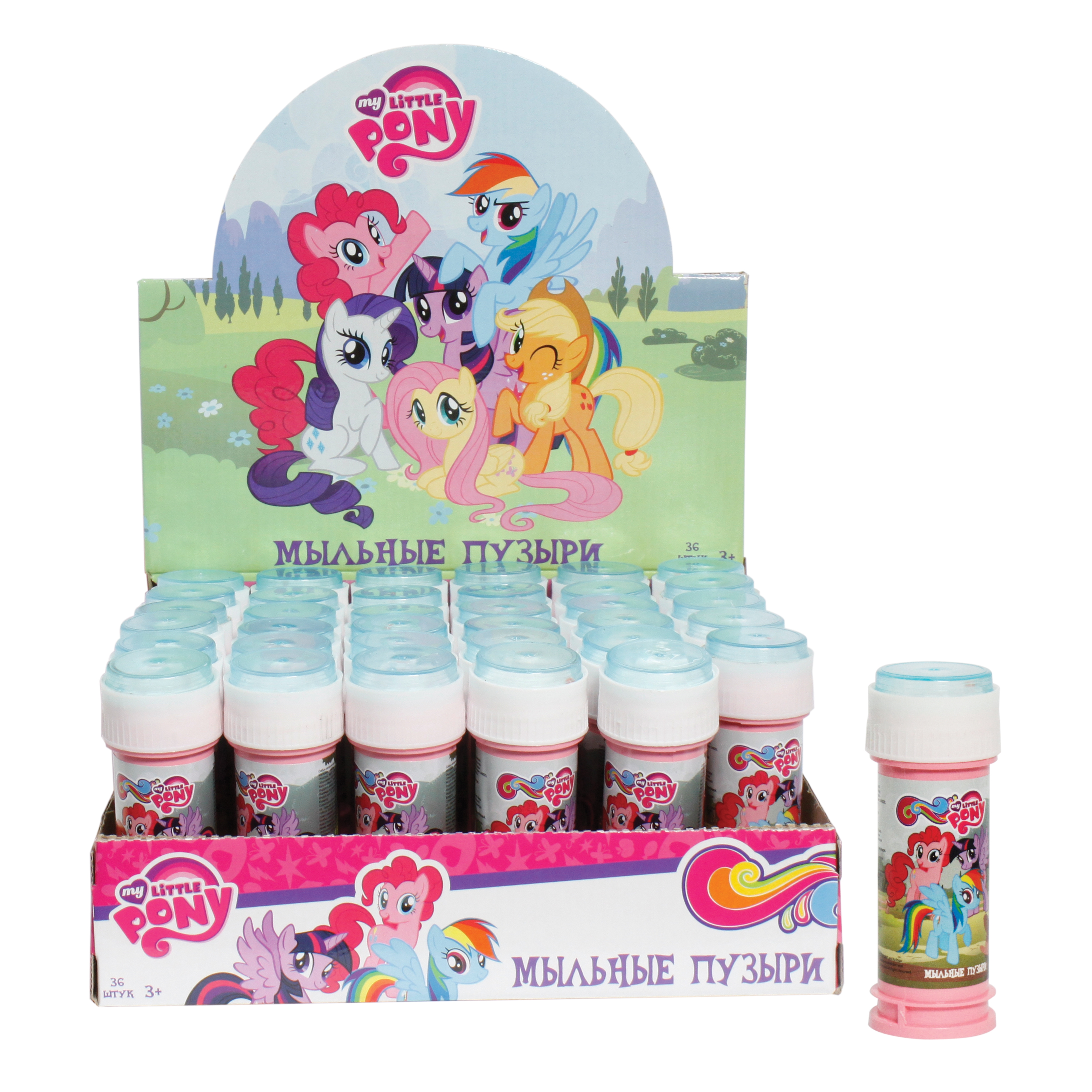 My Little Pony 1toy My Little Pony 50 мл. my little pony 1toy мыльные пузыри 1тоу my little pony