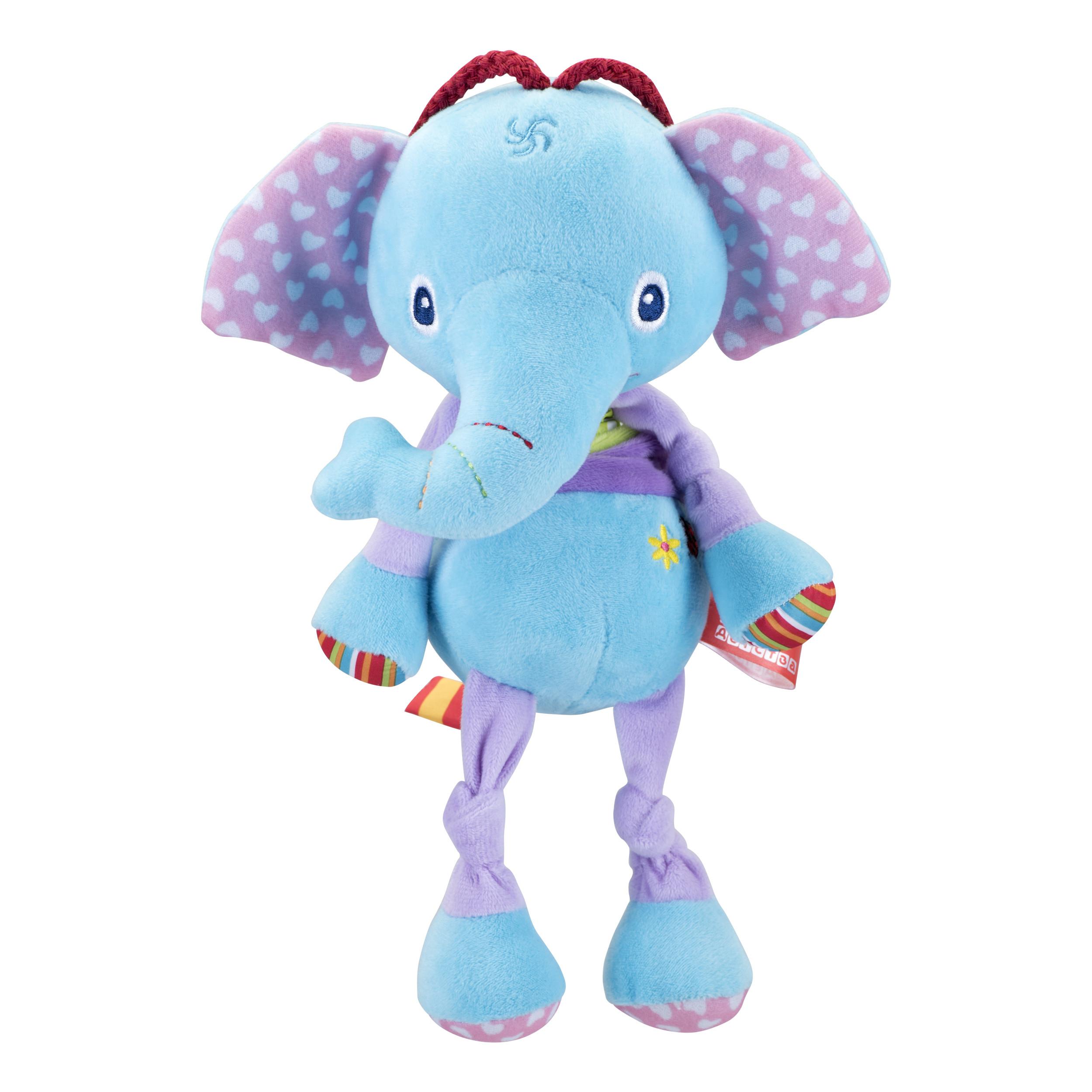 Музыкальные игрушки Мир детства Слонёнок Трубач музыкальные игрушки spiegelburg посох дождя