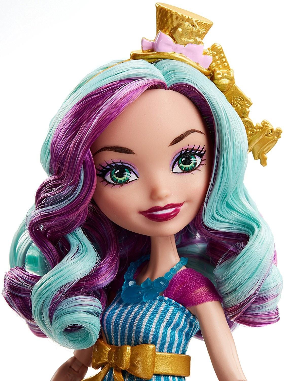 Кукла Mattel Отважные принцессы кукла мэдлин хэттер принцесса кондитер ever after high fpd58