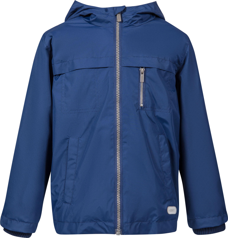 Куртки Barkito Темно-синяя crockid crockid ветровка джинсовая для девочки синяя