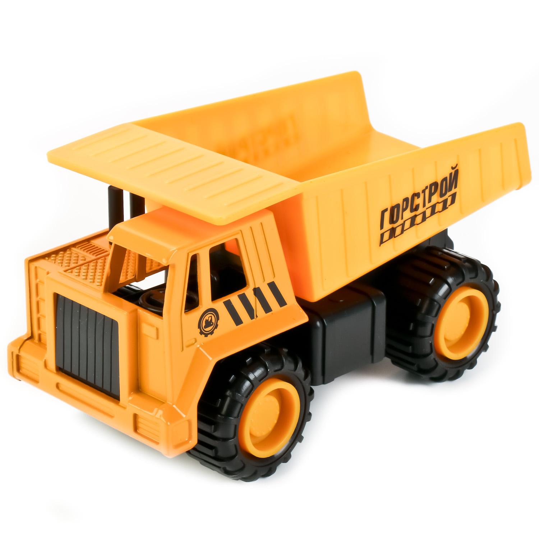 Машинка Технопарк Самосвал 12,5 см 1813-1H-R игрушка технопарк трамвай 1079bc r