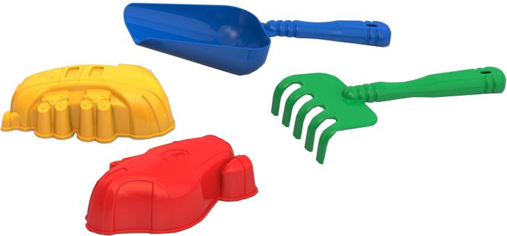 Игрушки для песка Нордпласт Нордпласт №2 игрушки в песочницу нордпласт набор для песка ам ням 1