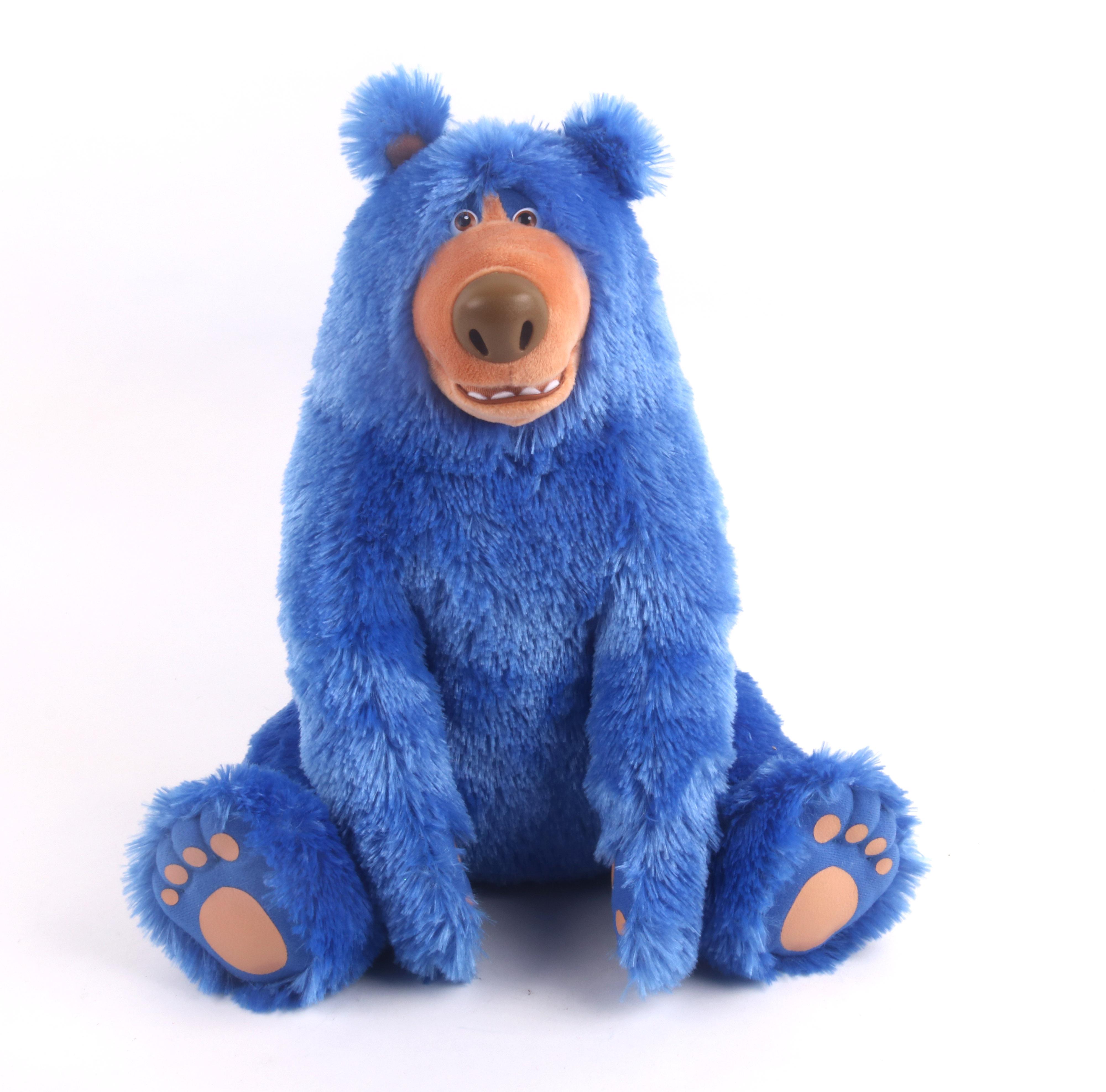 Мягкая игрушка Wonder Park Волшебный парк Джун. Медведь для обнимашек