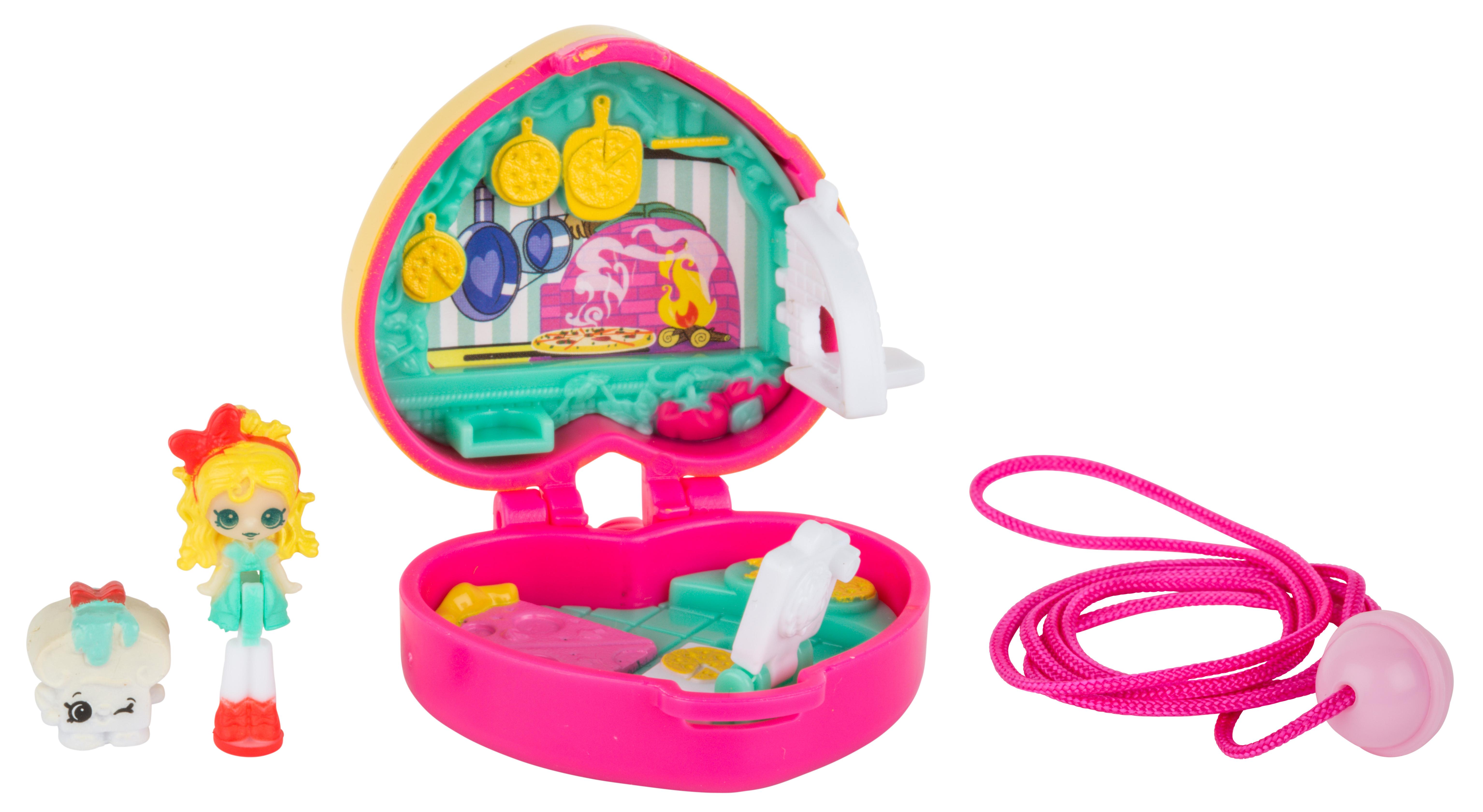 Аксессуары к серийным игрушкам Moose Мини-замочек» в ассортименте фигурка lil secrets мини замочек магазин модной одежды