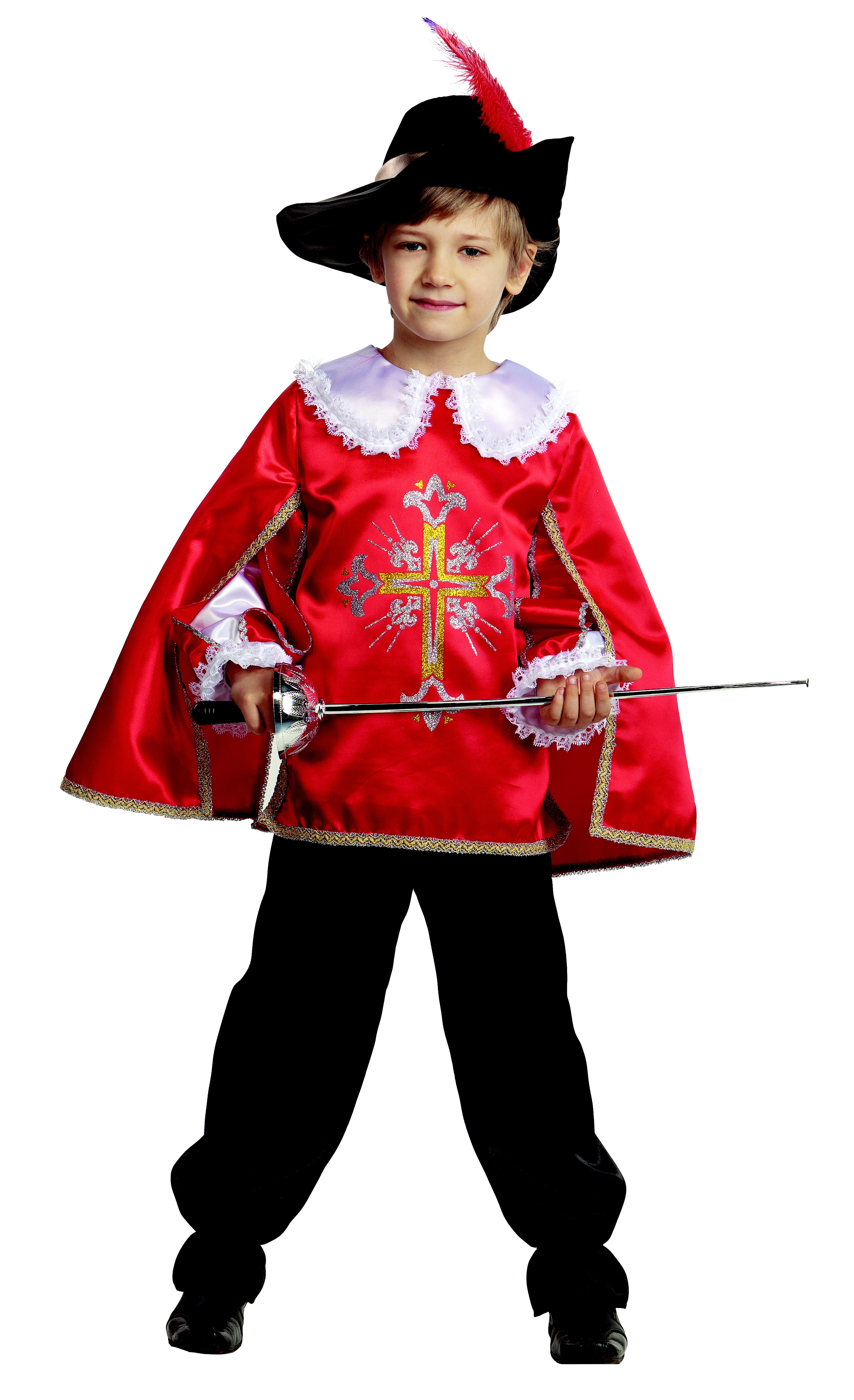 Карнавальный костюм Батик Мушкетер
