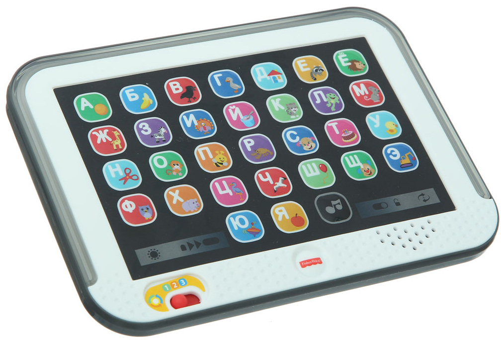 Купить Развивающие игрушки, Смейся и учись с технологией Smart Stages, Fisher Price, Китай, white