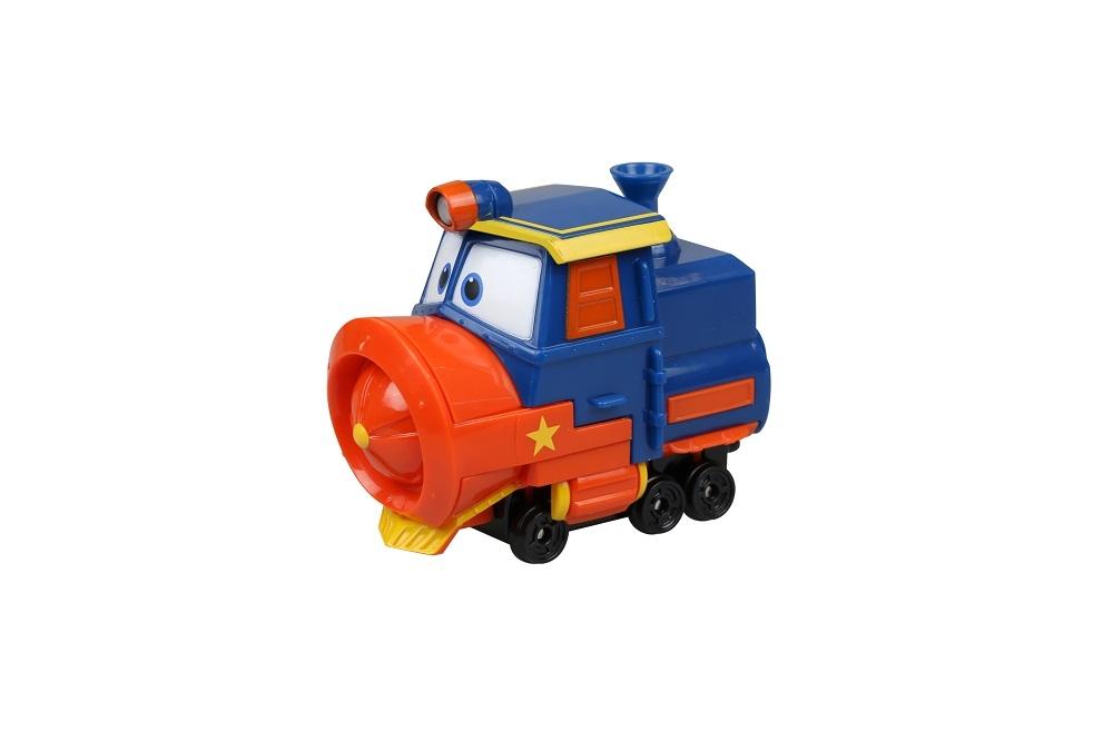 Фигурки героев мультфильмов Robot Trains Виктор 80159 железные дороги robot trains паровозик кей