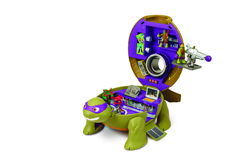 Игровой набор Черепашки Ниндзя Лаборатория Донни стоимость