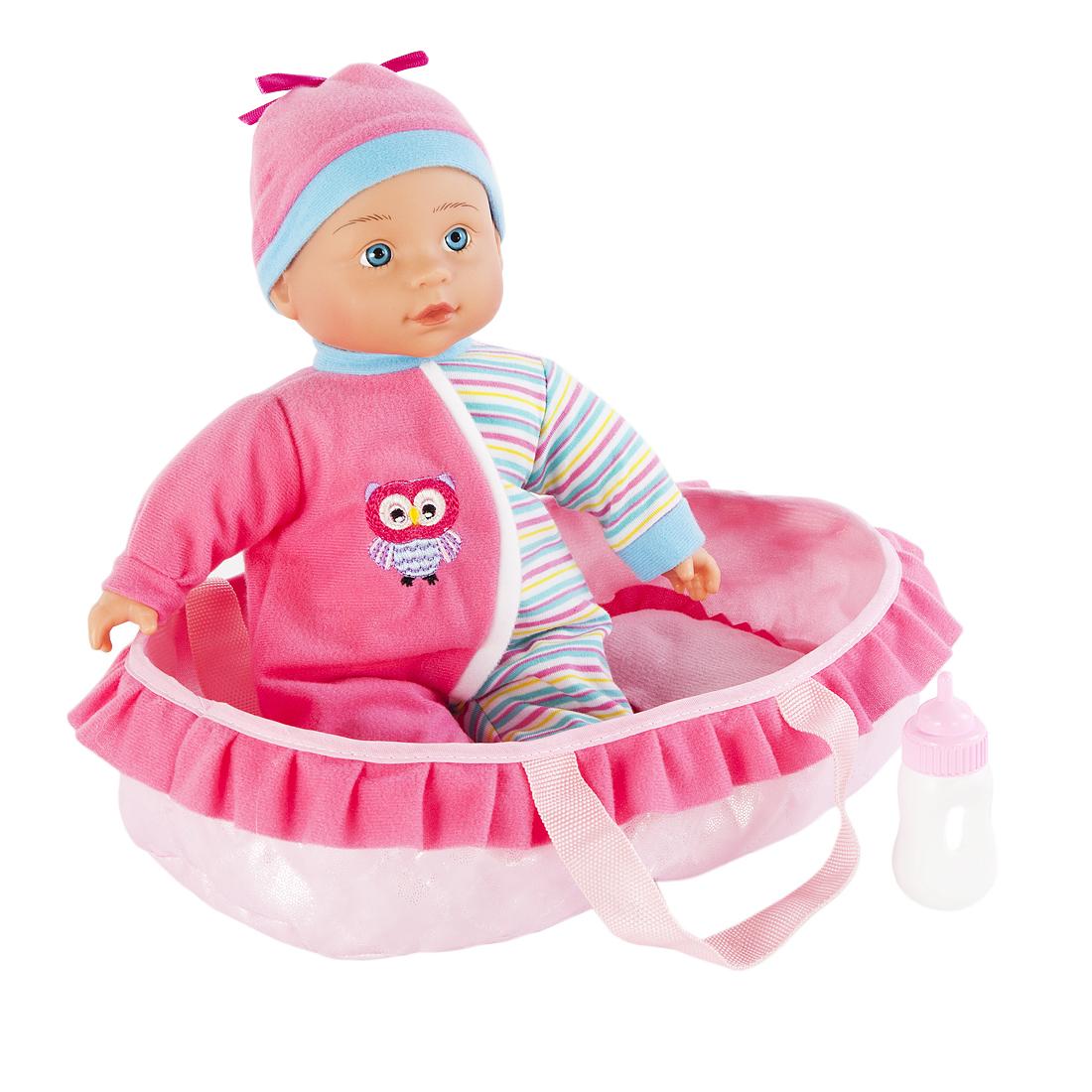 Кукла Наша игрушка Мой первый малыш цена и фото
