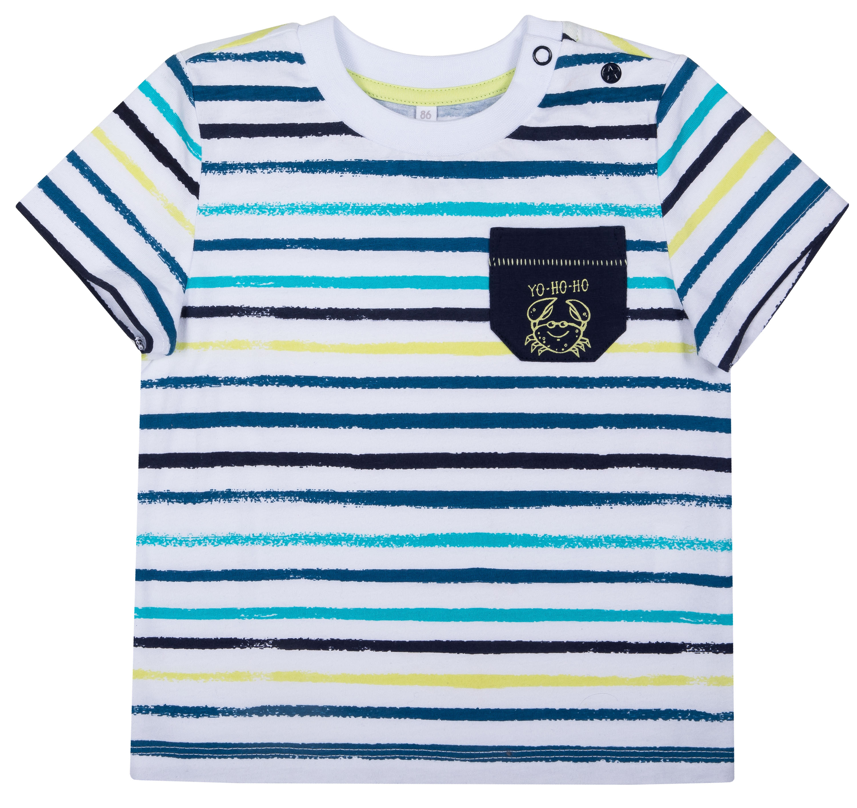 Джемпер с коротким рукавом для мальчика Barkito Морские Пираты S19B2019J(2) футболки barkito w18g1003j 2