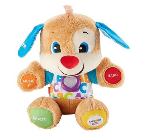 Развивающие игрушки Fisher Price Развивающая игрушка Fisher Price Ученый Щенок «Первые слова» первые слова