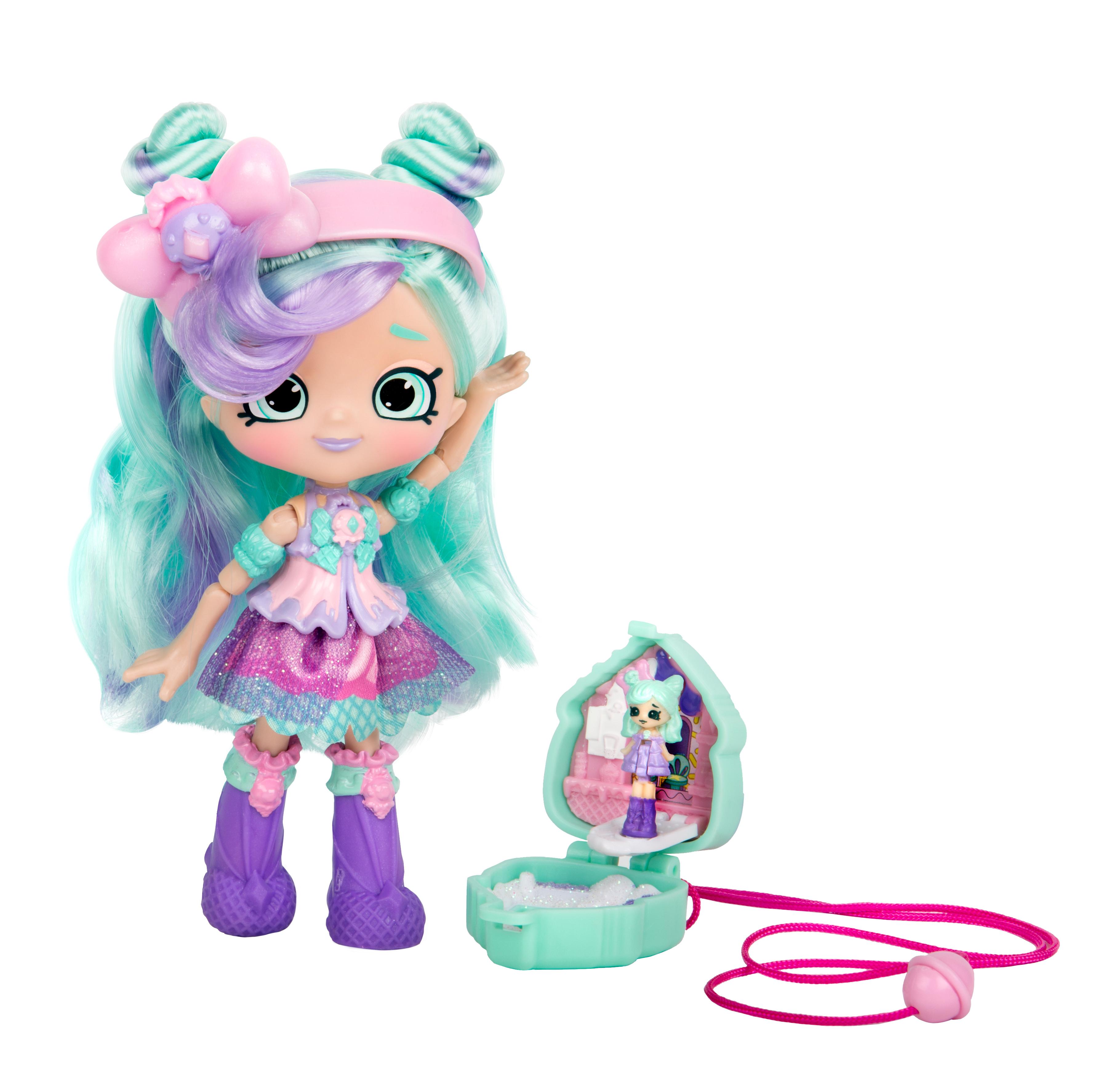 Купить Другие куклы, Lil Secrets Shoppies Пеппа-Минт, Moose, Китай, Женский