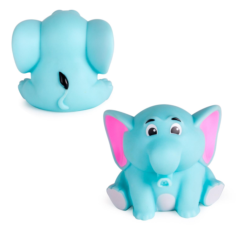 Игрушки для ванны Happy Snail Слонёнок Джамбо 17HSB08JU игрушки для ванны happy kid toy заводная игрушка для ванны кораблик пингвин