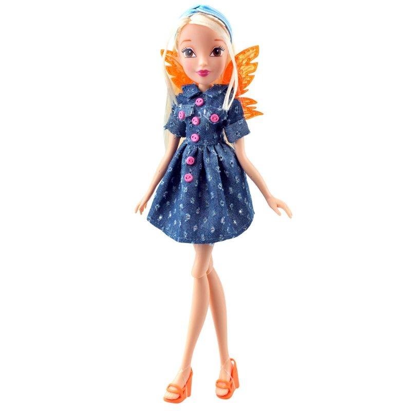 Кукла WINX CLUB Стильная штучка Стелла цена