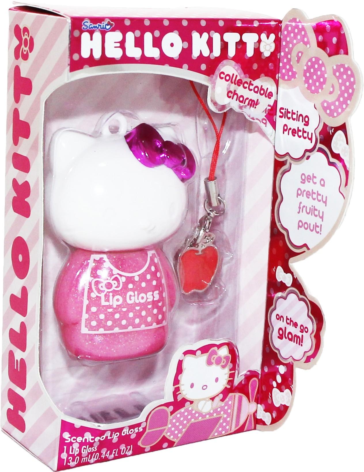 Блеск для губ Markwins Hello Kitty Розовый перламутр
