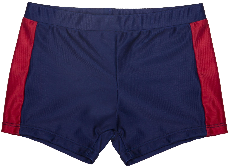 Купальники и плавки Barkito Трусы-шорты купальные для мальчика Barkito, синие купальники и плавки sweet berry шорты купальные для мальчиков гаваи
