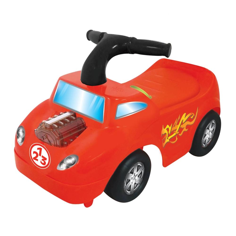 цена на Машинки-каталки и ходунки KIDDIELAND Гонщик KID 056671