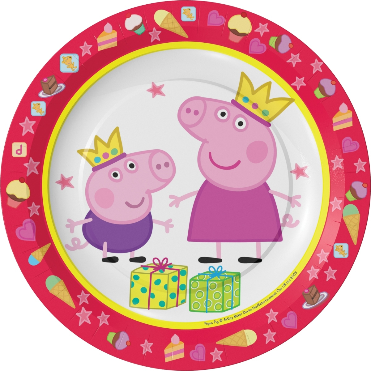 Peppa Pig Peppa Pig Пеппа Принцесса peppa pig find the hat sticker book