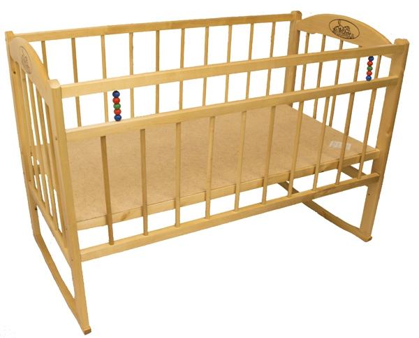 Кроватки детские ЗАЮШКА Заюшка 3-1, 1шт.