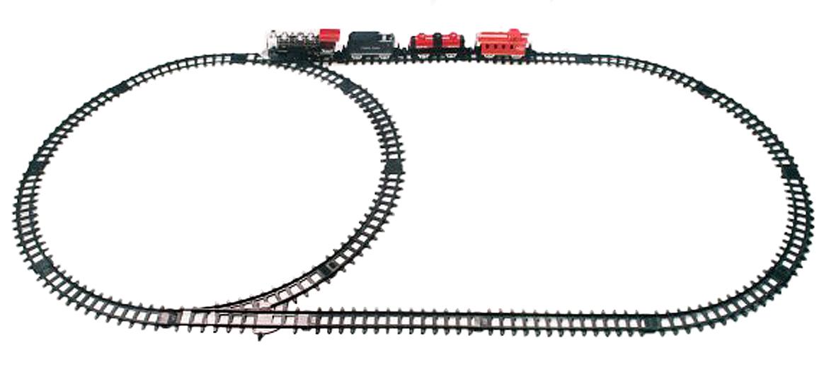 Железные дороги и паровозики Голубая Стрела Железная дорога Голубая стрела «Стартовый набор» игрушка голубая стрела стартовый набор 2022c