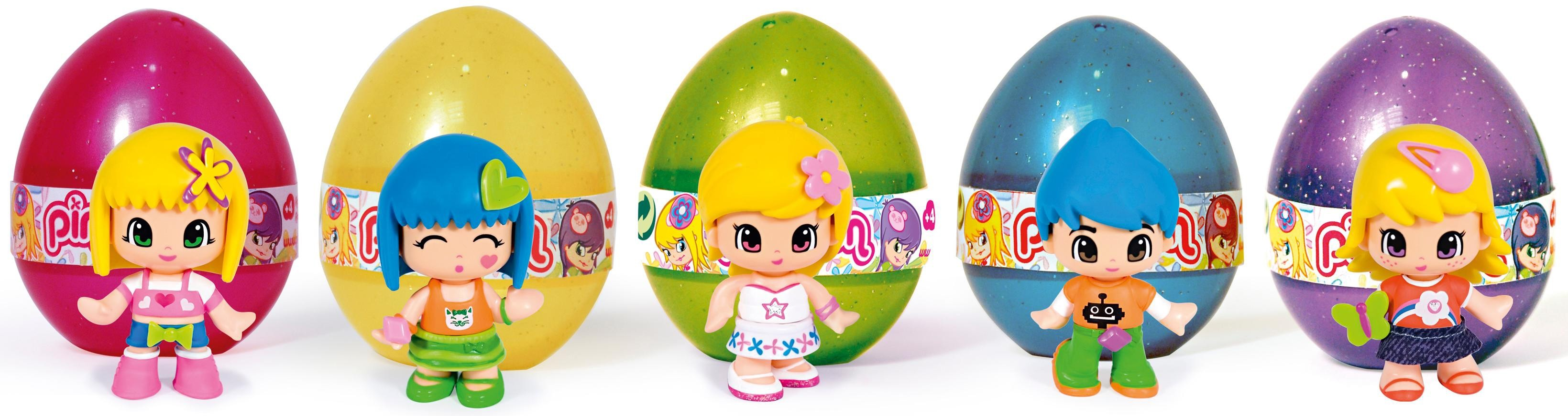 Кукла Famosa в пластмассовом яйце