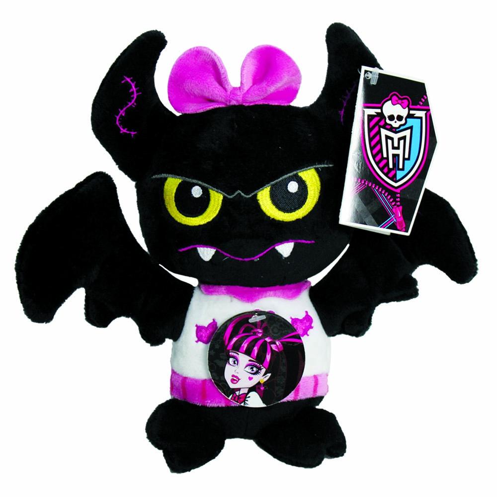 Мягкие игрушки Monster High Летучая мышь: Граф Великолепный мягкие игрушки monster high кот полумесяц