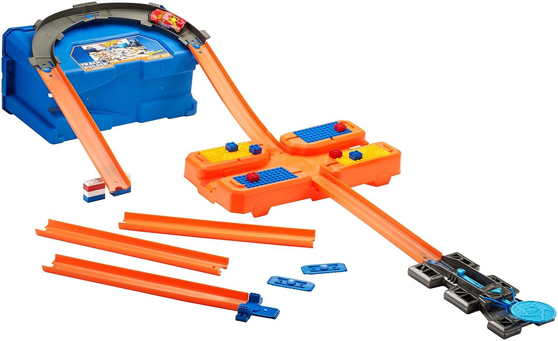 Hot Wheels Hot Wheels Стартовый набор конструктора трасс hot wheels track builder игрушечный трек стартовый набор для трюков