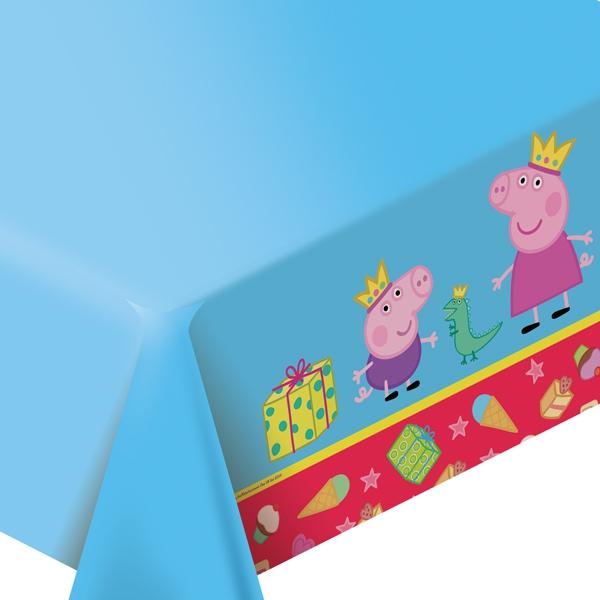 Peppa Pig Peppa Pig Пеппа Принцеса 133х183 см скатерть duni sun flower 84х84 см