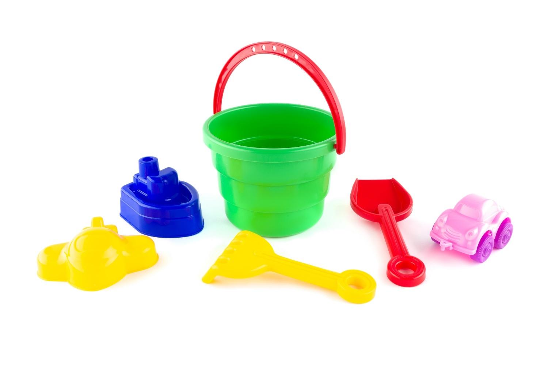 Фото - Игрушки для песка Пластмастер Песочный набор Пластмастер «Бибип» игры и игрушки в дорогу пластмастер подвеска на коляску пластмастер нежность
