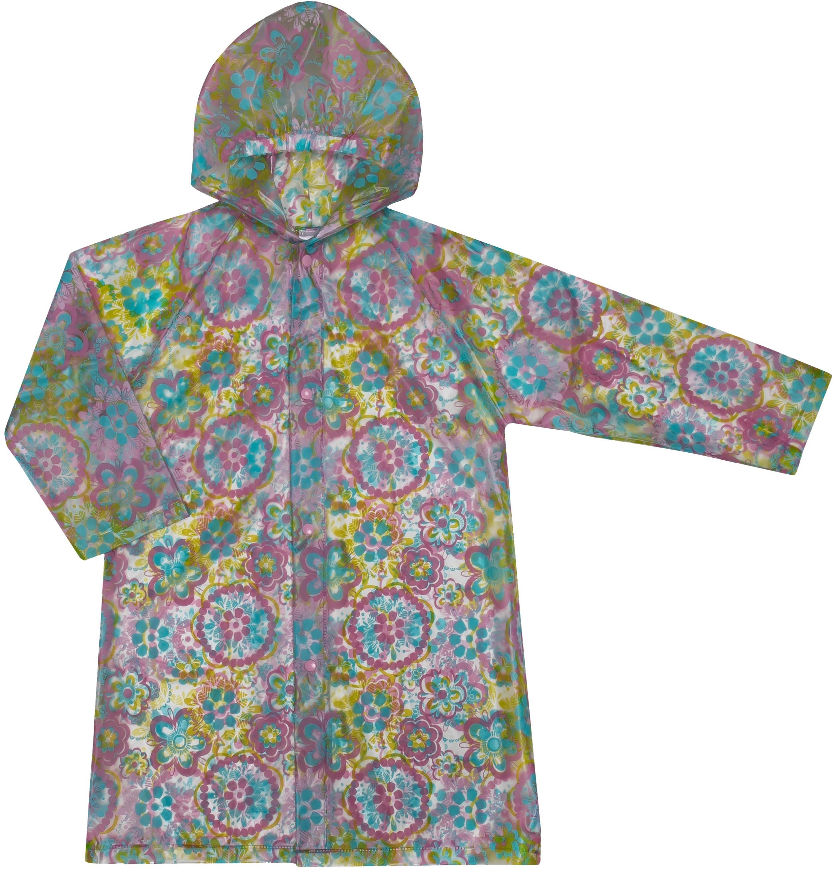 Купить Плащи и дождевики, Плащ-дождевик для девочки Barkito, с рисунком, Китай, Женский