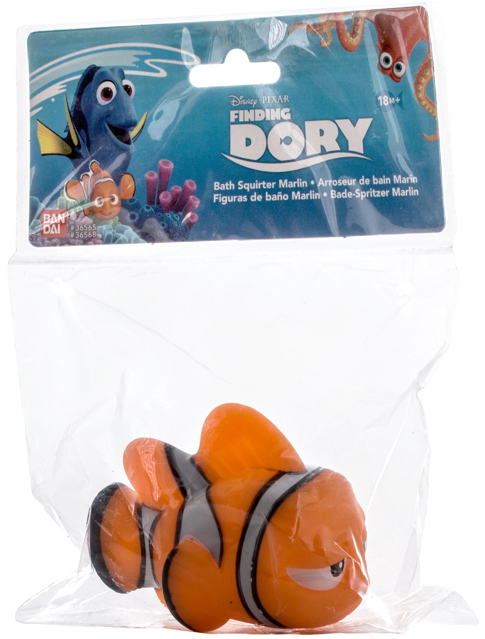 Игрушки для ванны Finding Dory Подводный обитатель finding dory 36530 в поисках дори плюшевый подводный обитатель с озвучиванием в ассортименте