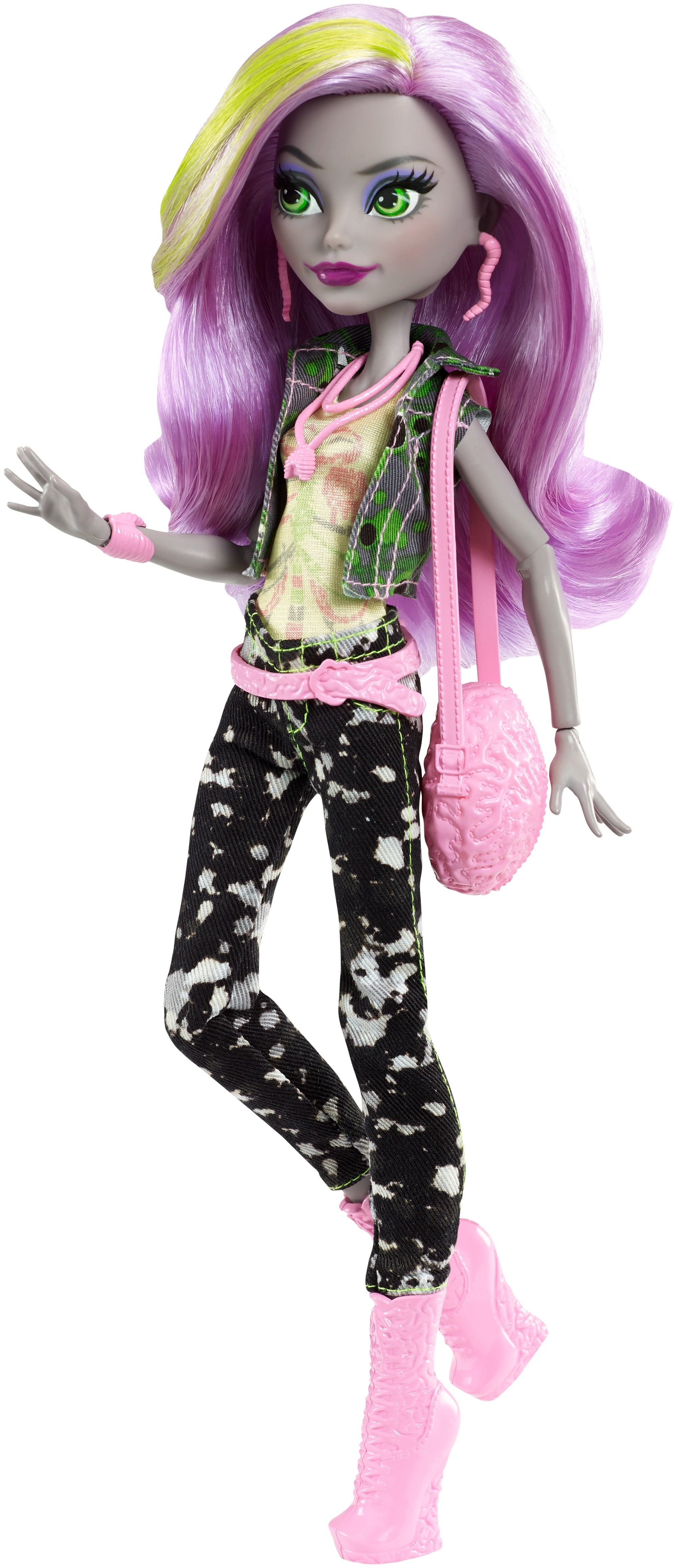 Кукла Monster High Mattel Моника