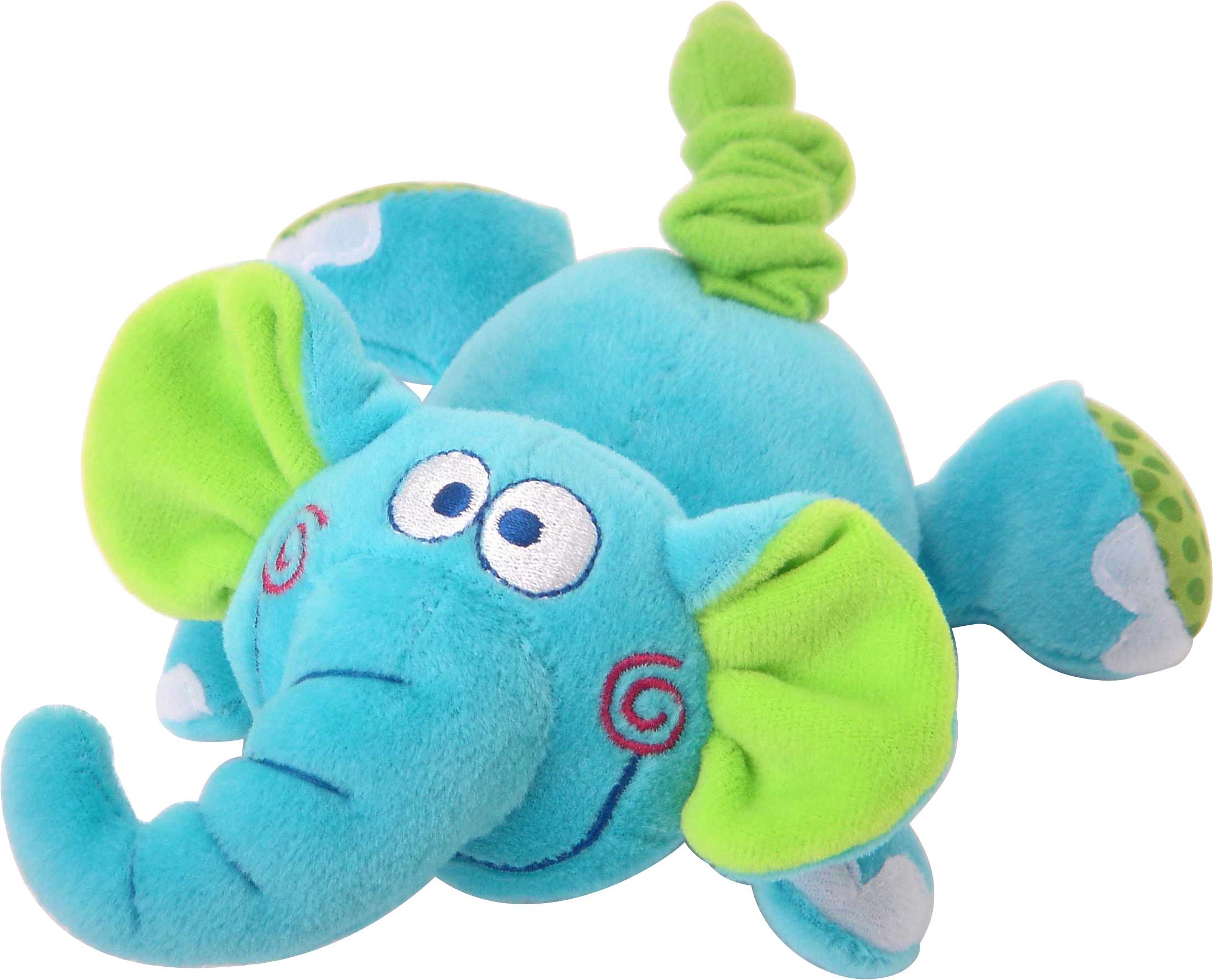 Игрушка развивающая Мир детства Слоненок развивающая игрушка мир детства зигзаг