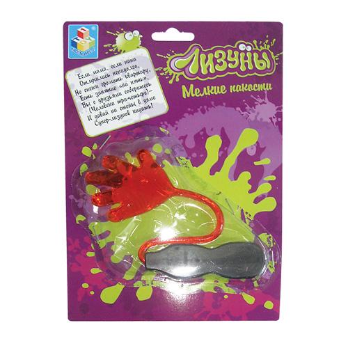 Наборы для творчества 1toy Лизуны 1Тoy в ассортименте наборы для творчества 1toy мяшка 1тoy мелкие пакости яйцо двухцветное 50 г