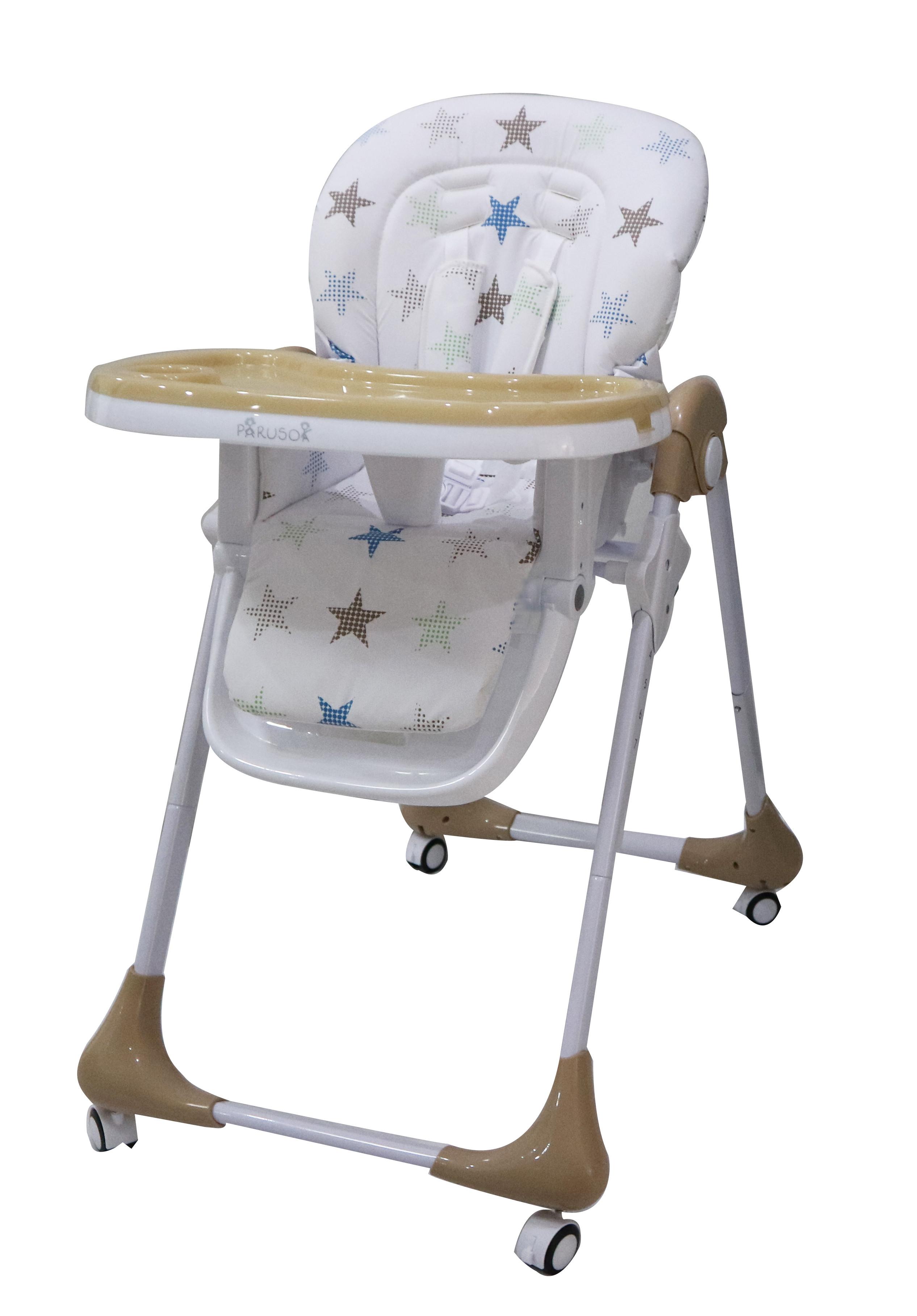 Стульчики для кормления малышей Parusok YQ-B003S стульчик для кормления parusok коралловый