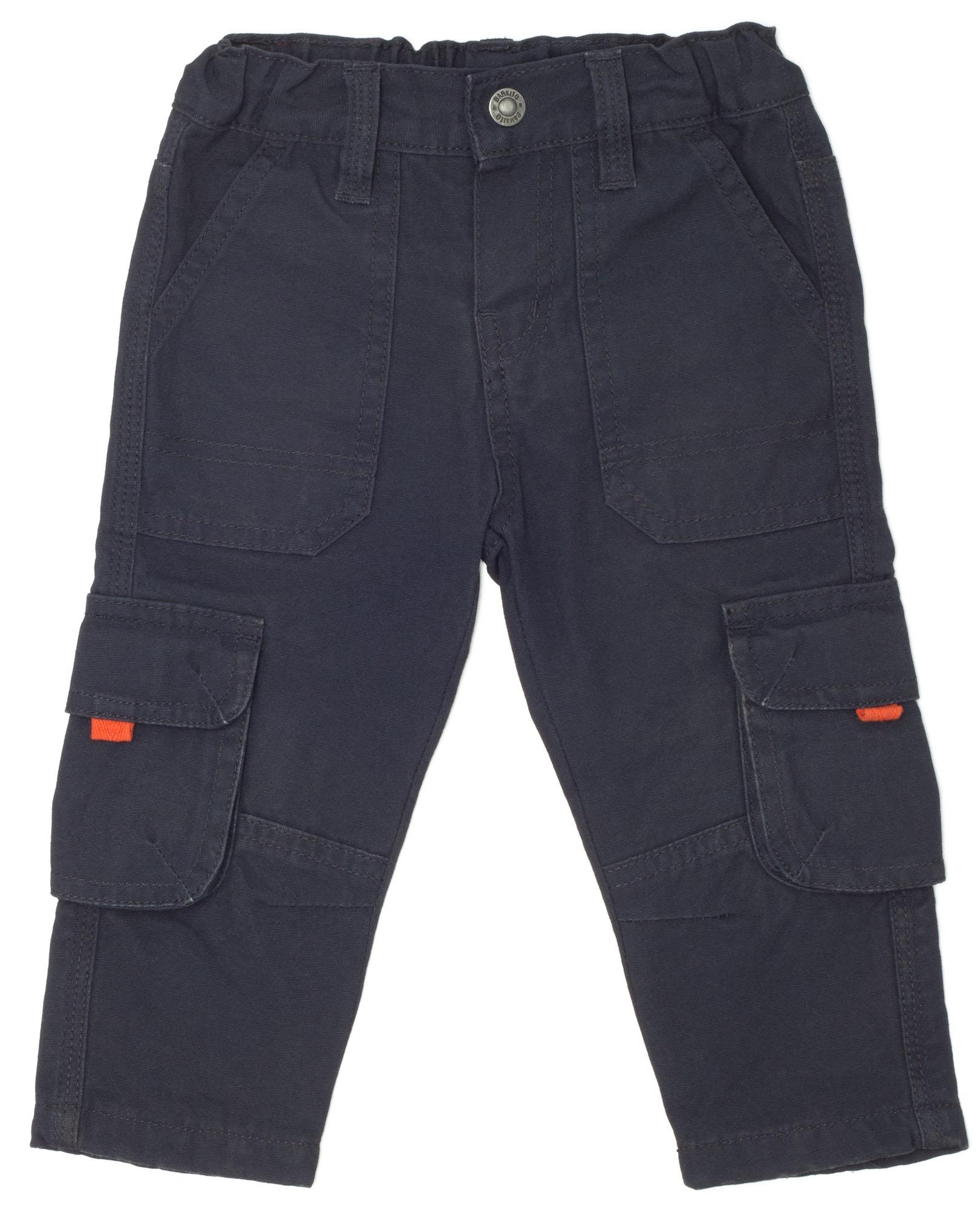 Брюки Barkito Брюки для мальчика Дино-строитель Barkito темно-синий брюки barkito салатовая