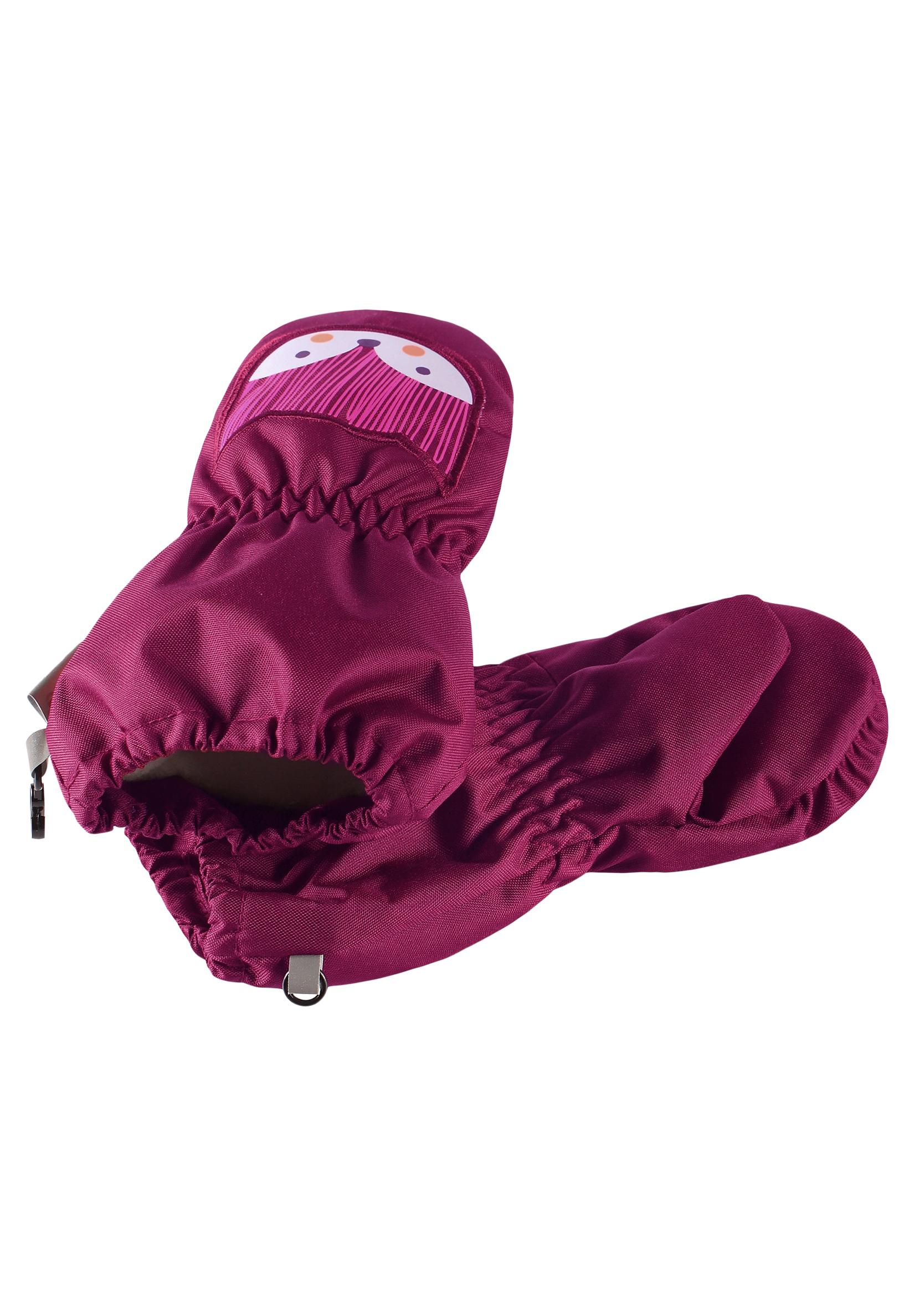 Варежки и перчатки Lassie 717711-3990 варежки перчатки и шарфы trendyco kids снуд теплый