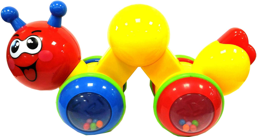 Купить Развивающие игрушки, Гусеничка, Малышарики, Китай, многоцветный