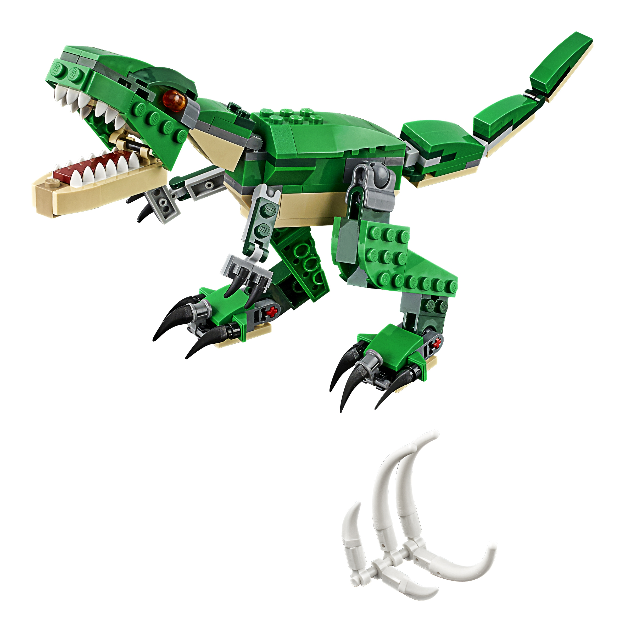 LEGO LEGO Creator 31058 Грозный динозавр пневматику тирекс