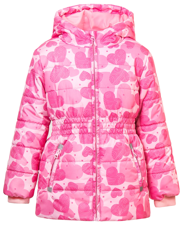 Фото - Куртка для девочки Barkito W18G3003P(1) куртки пальто пуховики coccodrillo куртка для девочки wild at heart