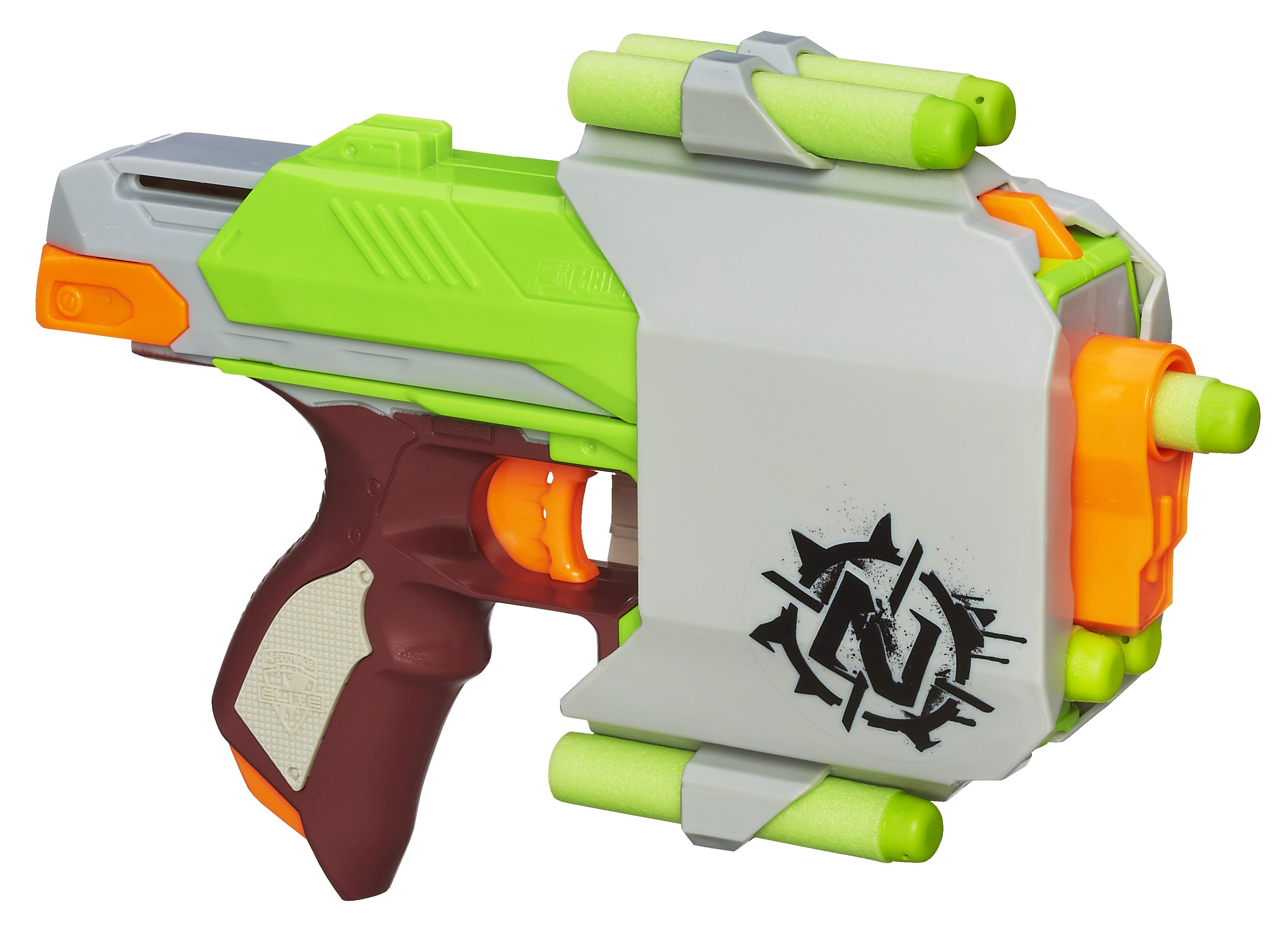 Игрушечное оружие и бластеры Hasbro Зомби Страйк Сайдстрайк