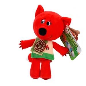 Мягкая игрушка Мульти-Пульти Лисичка