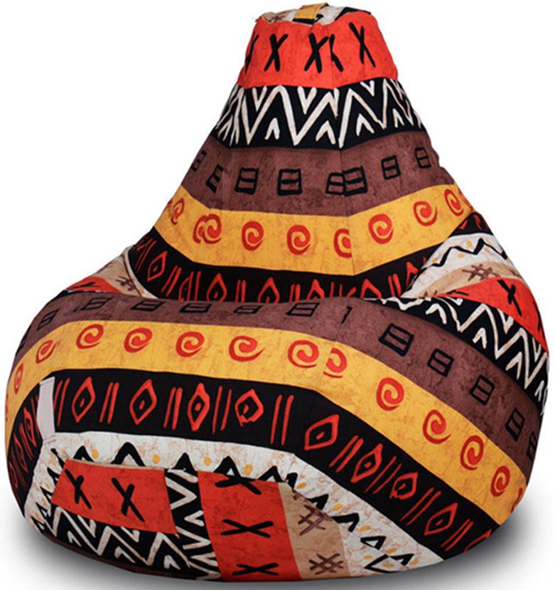 Мягкая мебель DreamBag Кресло-мешок DreamBag «Африка» XL кресло мешок груша dreambag кресло мешок iii