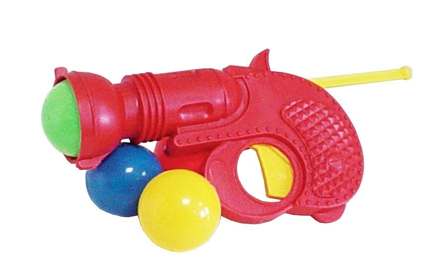 Пистолет Пластмастер с шарами пластмастер пистолет с шарами в ассортименте